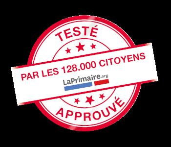 LaPrimaire.org : Testé et approuvé par 128 citoyens